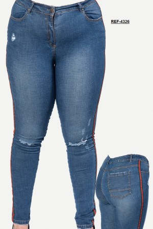 JEANS TIRA LATERAL R-4326